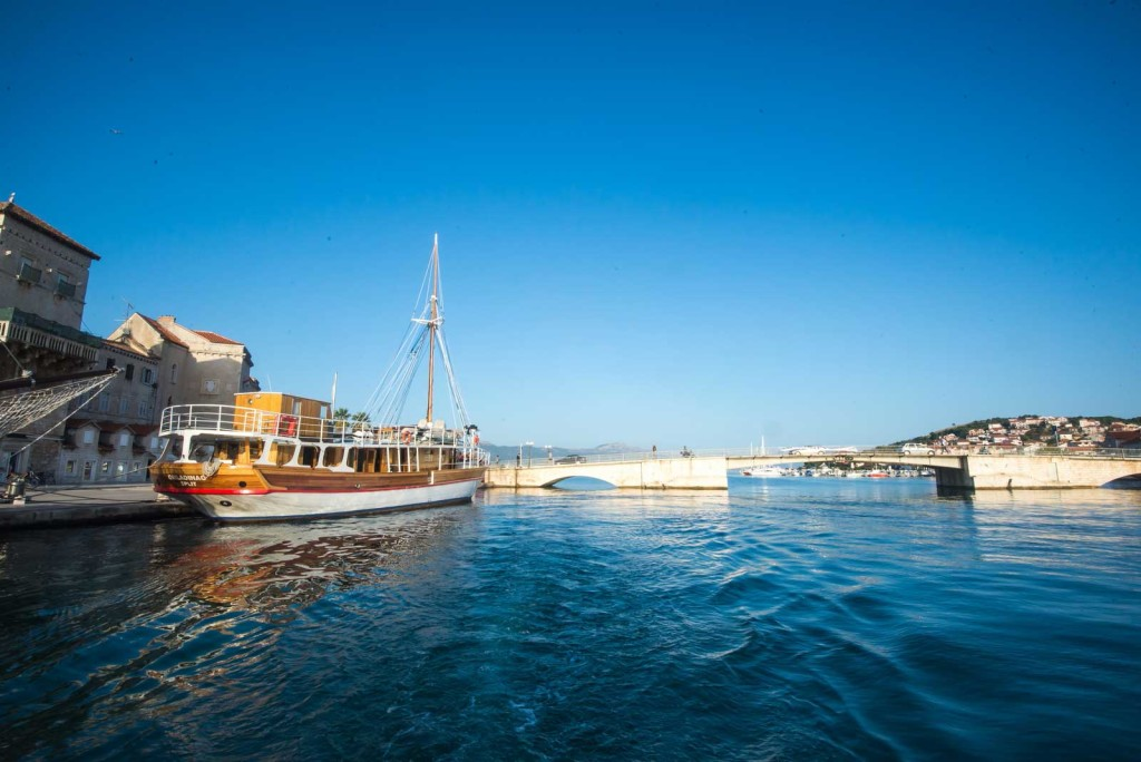 Trogir Old Town by Boat (10)