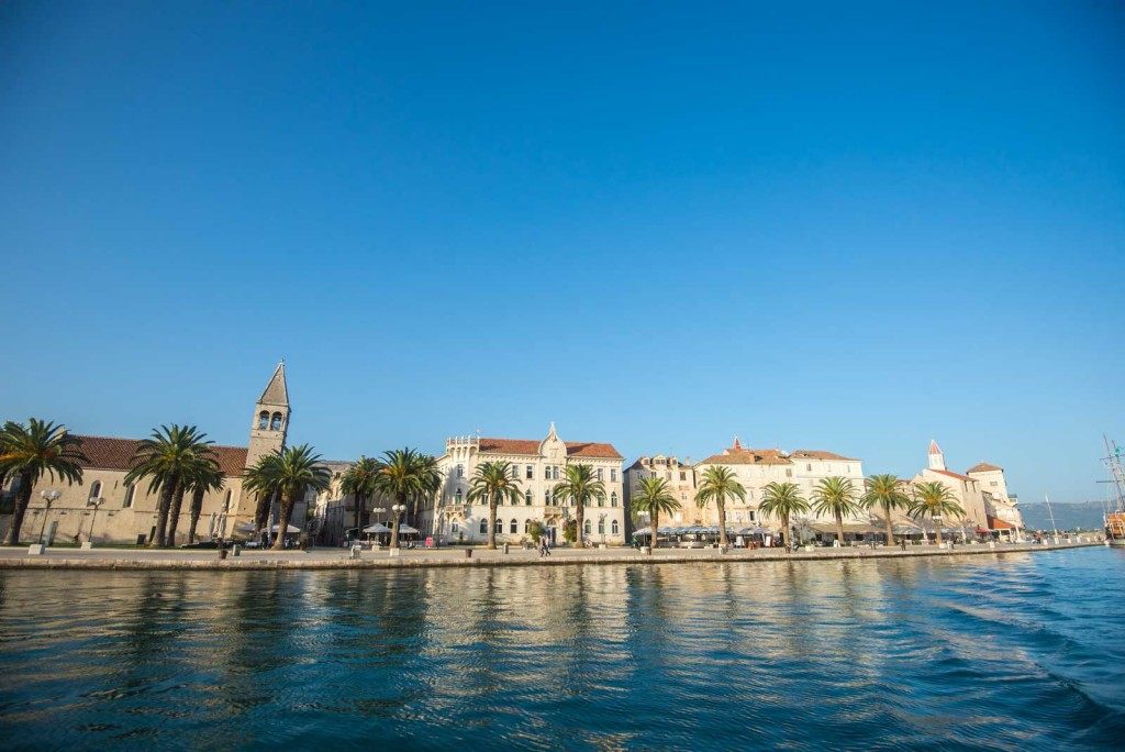 Trogir Old Town by Boat (11)