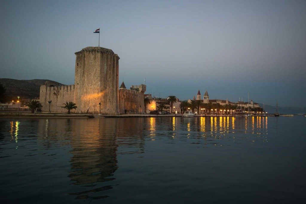 Trogir Old Town by Boat (5)