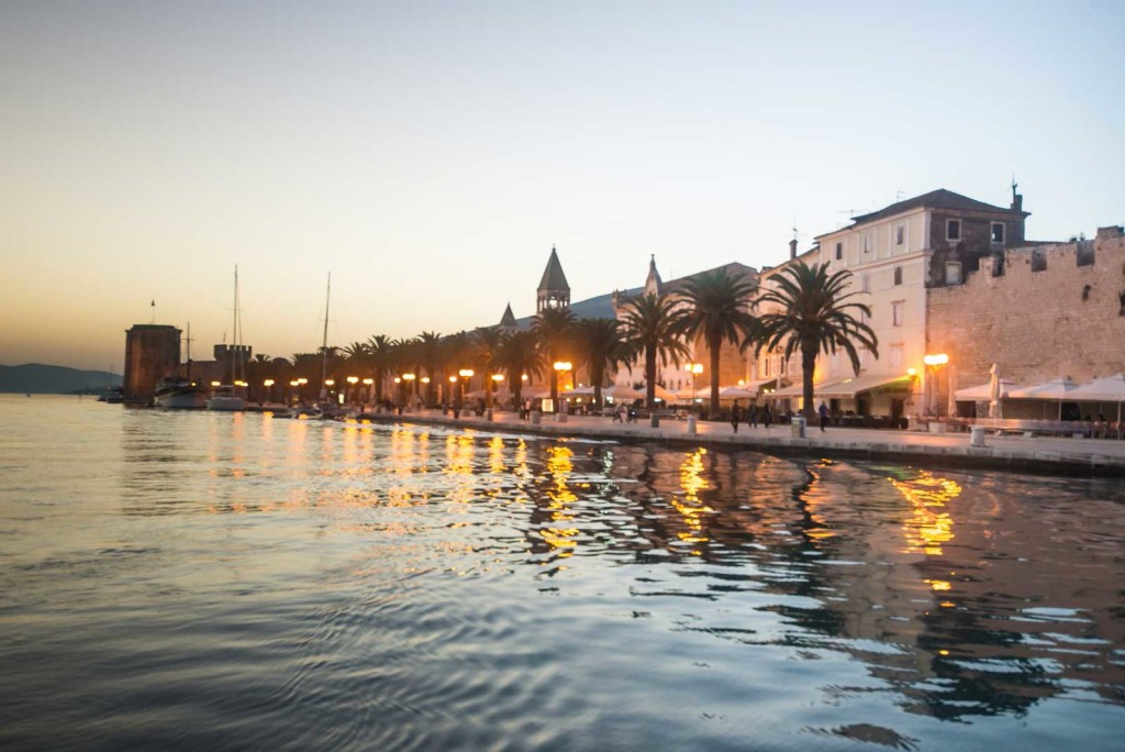 Trogir Old Town by Boat (7)