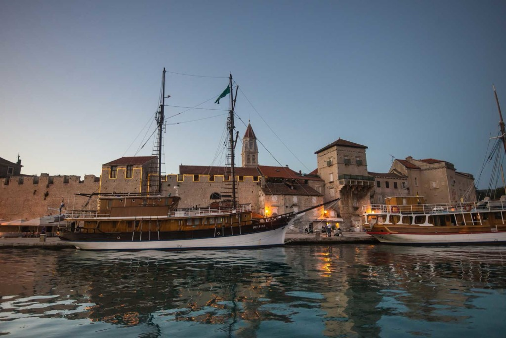 Trogir Old Town by Boat (8)
