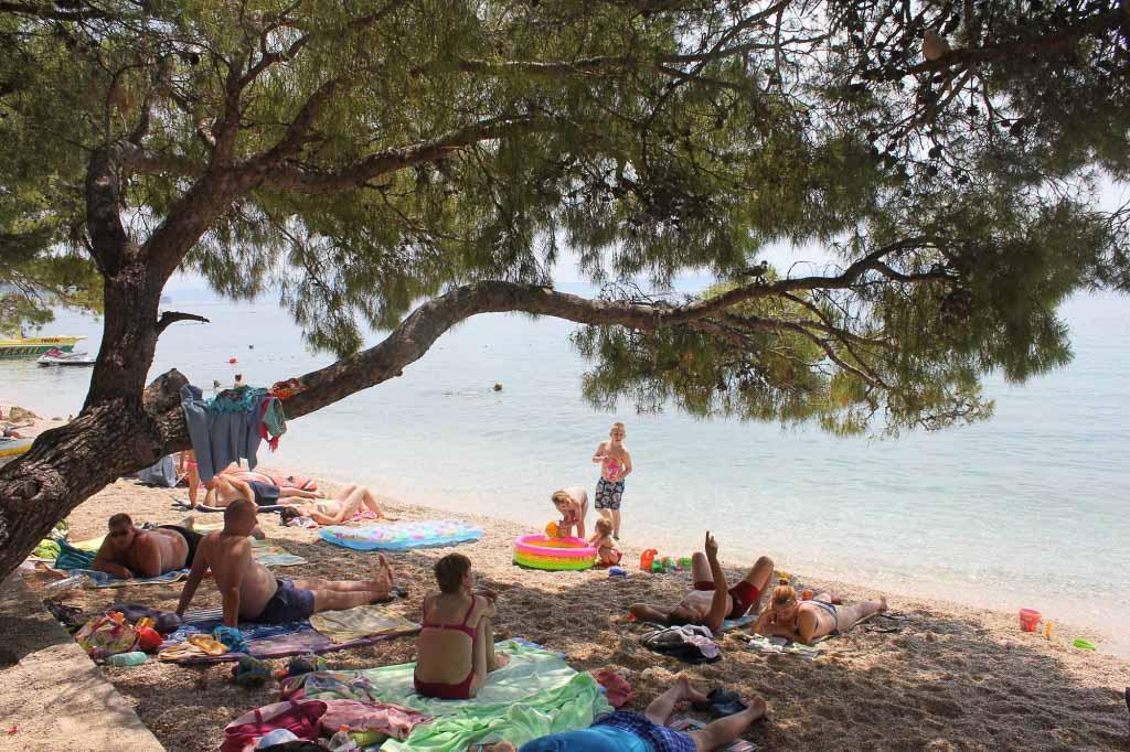 Tucepi Beach, Makarska Riviera (1)