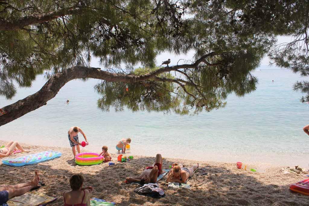 Tucepi Beach, Makarska Riviera (2)