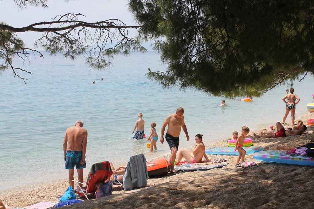 Tucepi Beach, Makarska Riviera (3)