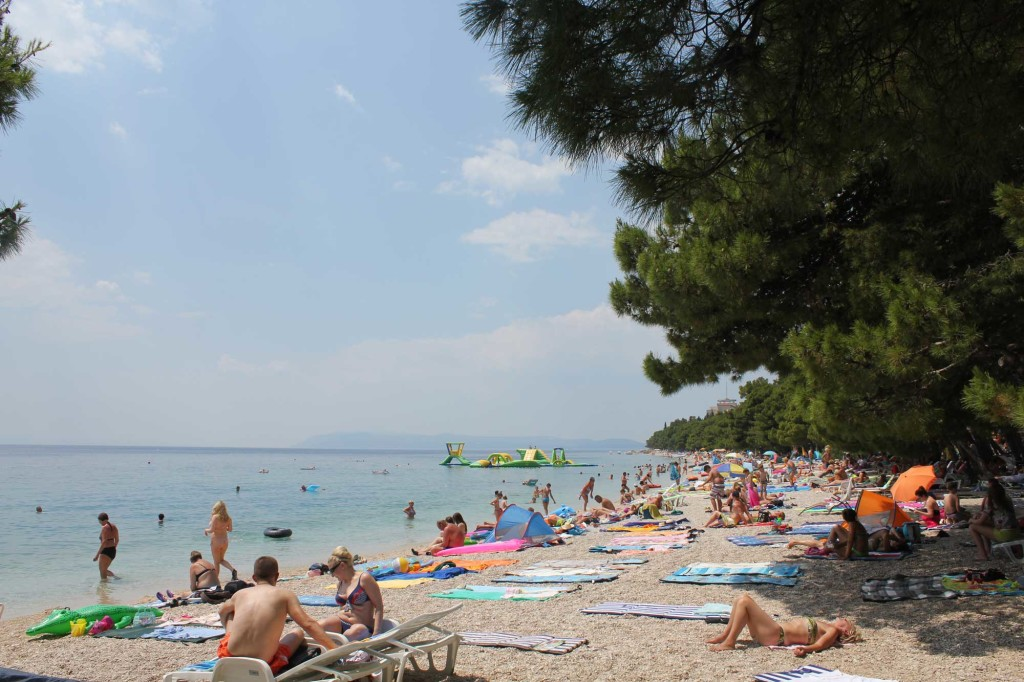 Tucepi Beach, Makarska Riviera (4)