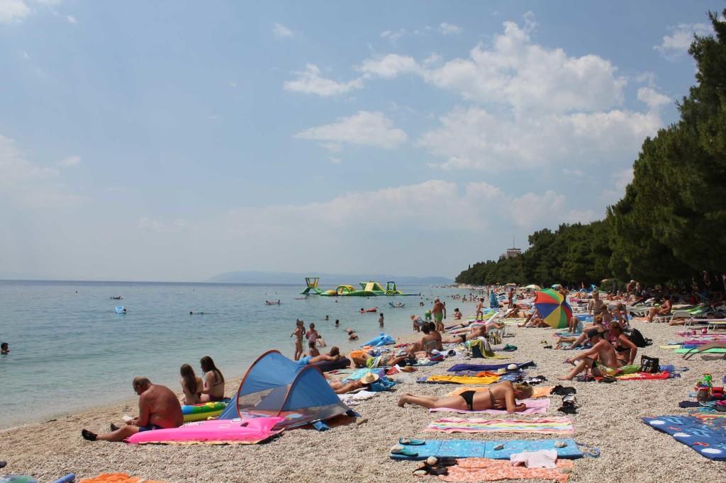 Tucepi Beach, Makarska Riviera (8)