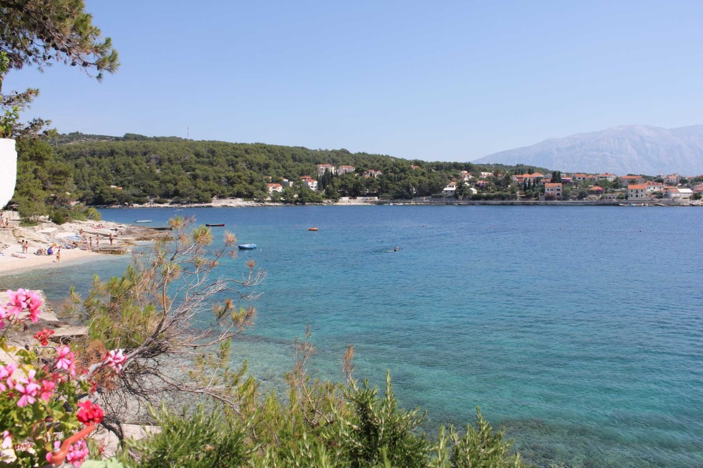 View from Kartolina Beach Bar, Sumartin Bay, Brac Island  (18)