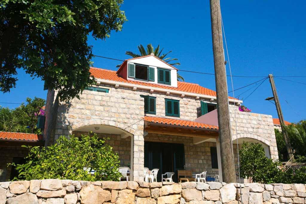 Villa Kolocep, Kolocep Island, Dubrovnik Riviera (1)