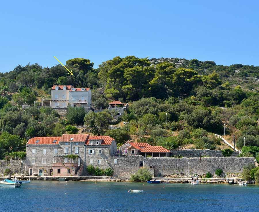 Villa Lookout, Kolocep Island, Elaffiti Islands Dubrovnik (15)