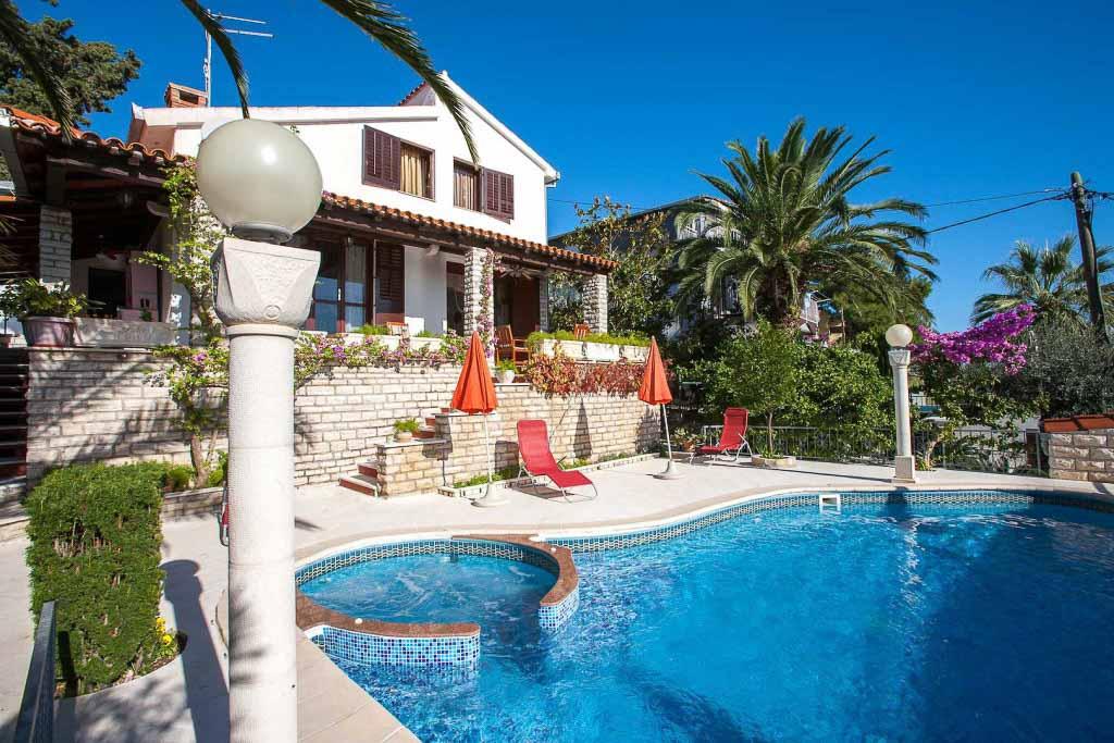 Villa Pearl, Seget Vranjica, Split Riviera (22)