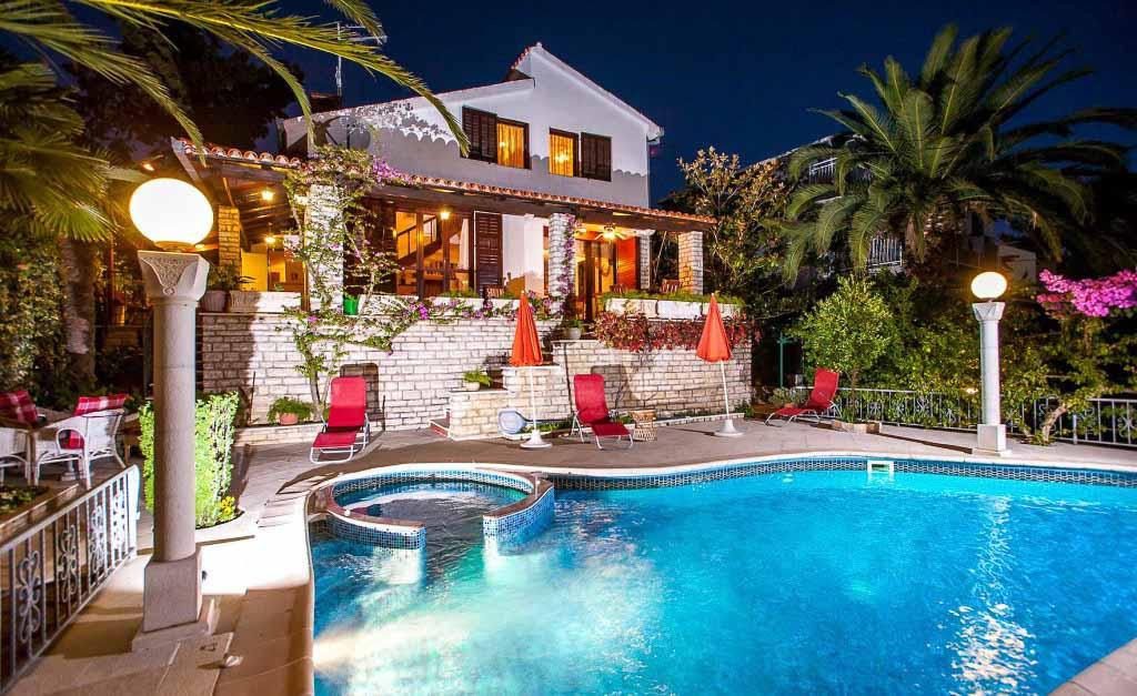 Villa Pearl, Seget Vranjica, Split Riviera (59)