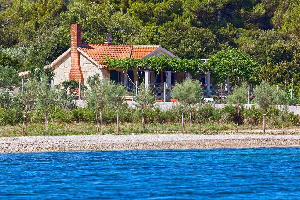 Villa Romantica, Supetar, Brac Island (2)