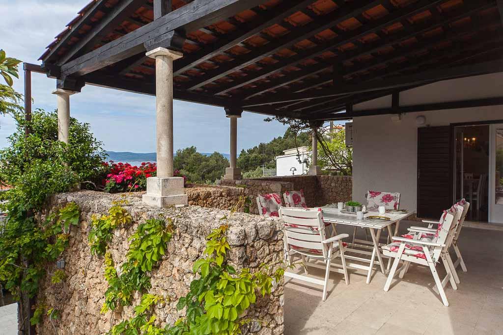 Villa Silvia, Baska Voda, Makarska Riviera (4)