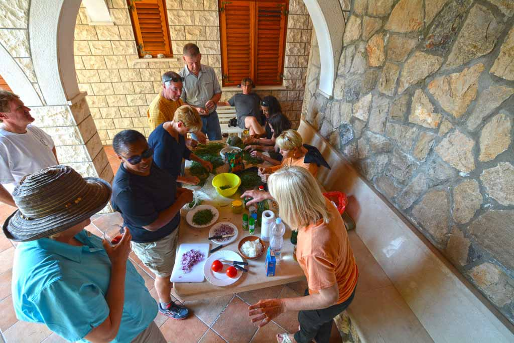 Villa Slano, Catering, Slano Bay, Dubrovnik Riviera (18)
