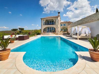 Villa Tranquility, Buje, Istria TH