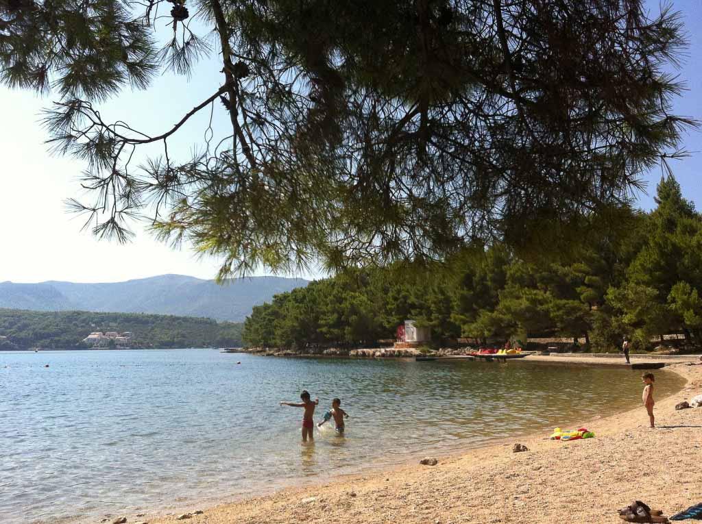 Vrboska Beaches, Hvar Island (6)