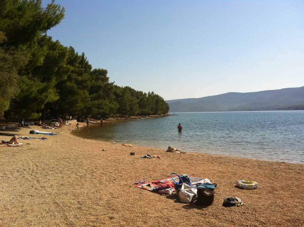Vrboska Beaches, Hvar Island (7)