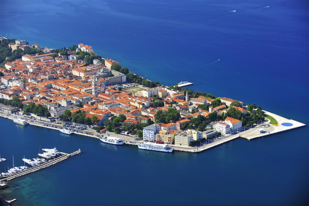 Zadar by Ivo Pervan via Croatian National Tourist Board 1