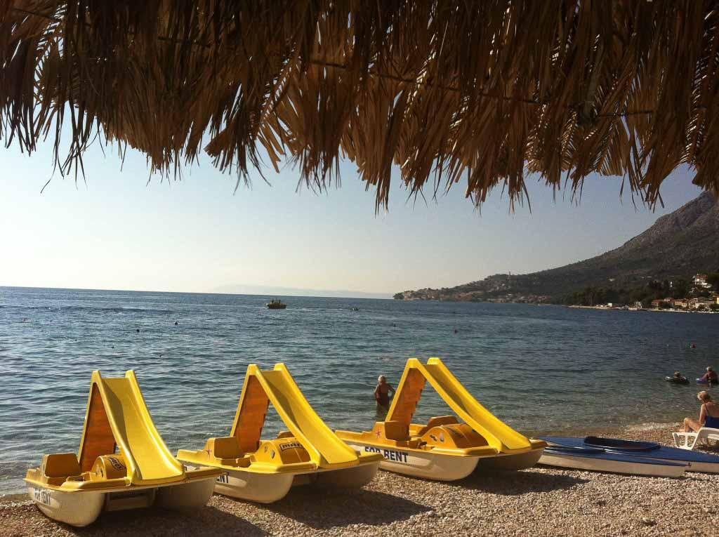 Zivogosce Beach, Makarska Riviera (11)