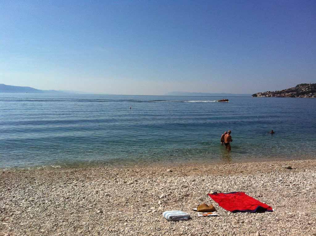 Zivogosce Beach, Makarska Riviera (15)
