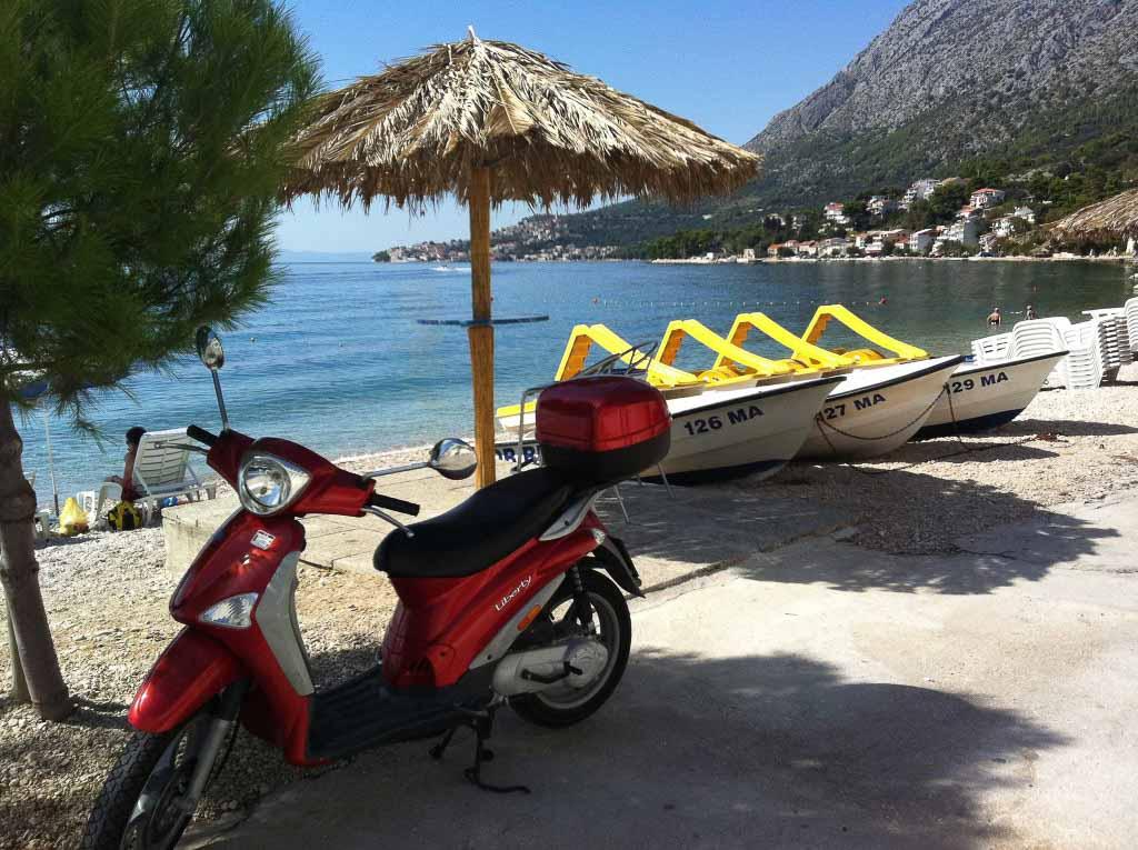 Zivogosce Beach, Makarska Riviera (16)