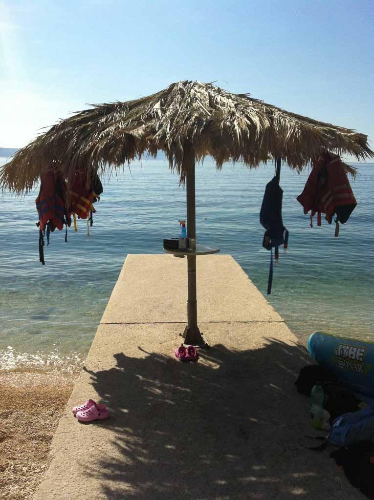 Zivogosce Beach, Makarska Riviera (2)