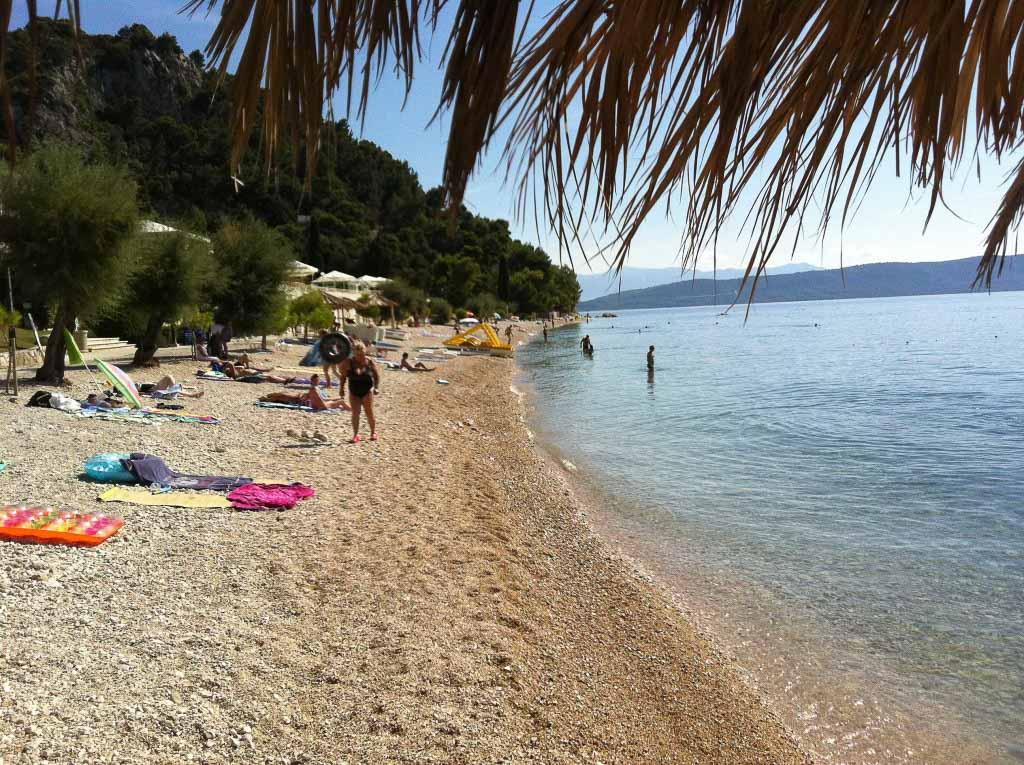 Zivogosce Beach, Makarska Riviera (3)