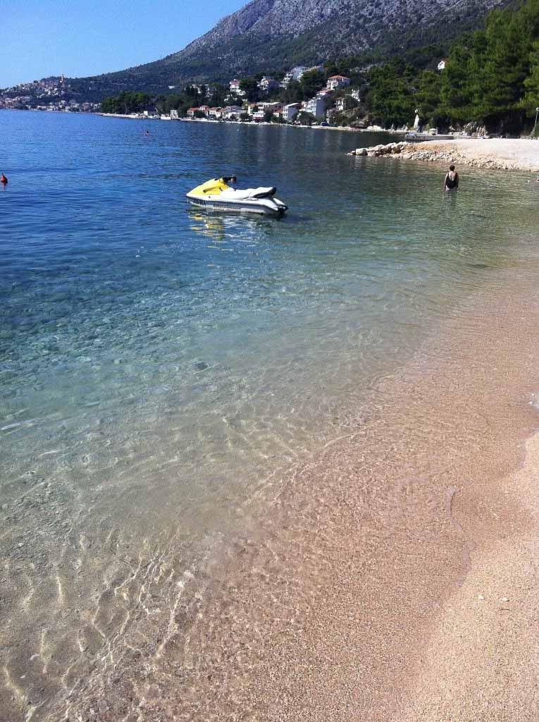 Zivogosce Beach, Makarska Riviera (5)