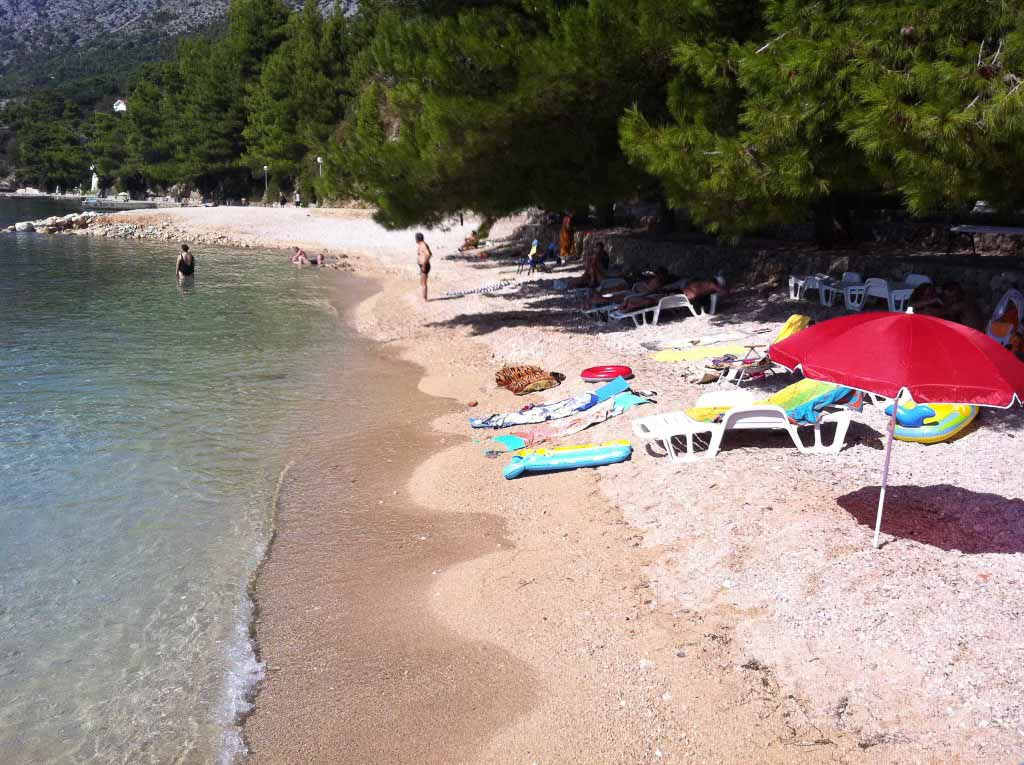 Zivogosce Beach, Makarska Riviera (7)