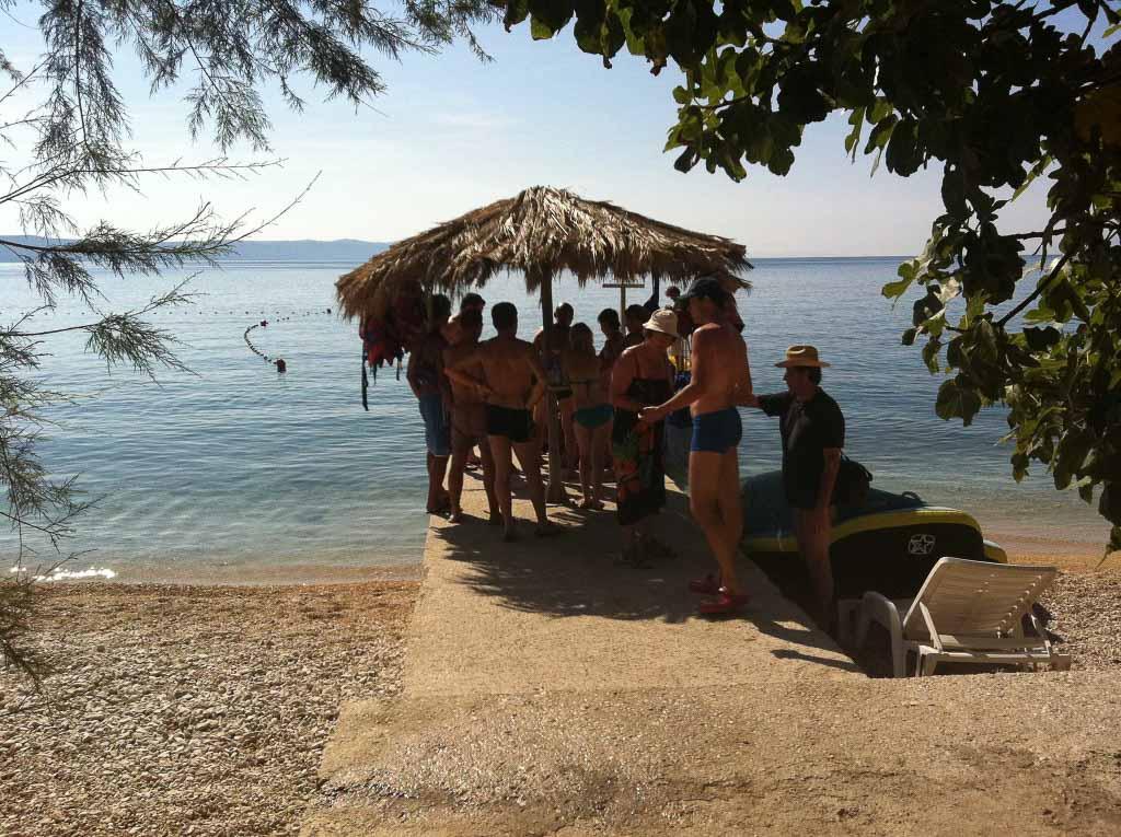 Zivogosce Beach, Makarska Riviera (9)