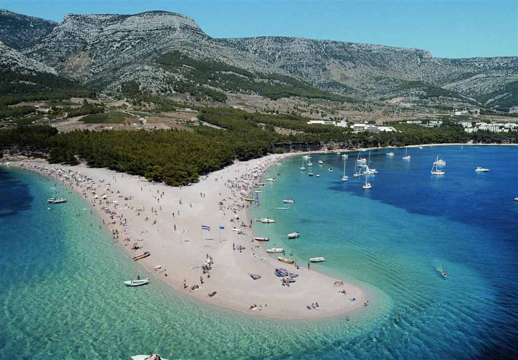 Zlatni Rat Bol, Brac Island by Ivo Pervan via Croatian National Tourist Board 3