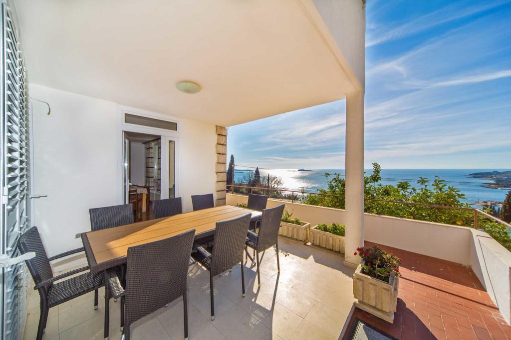 Apartment Panorama, Mlini, Dubrovnik Riviera (6)
