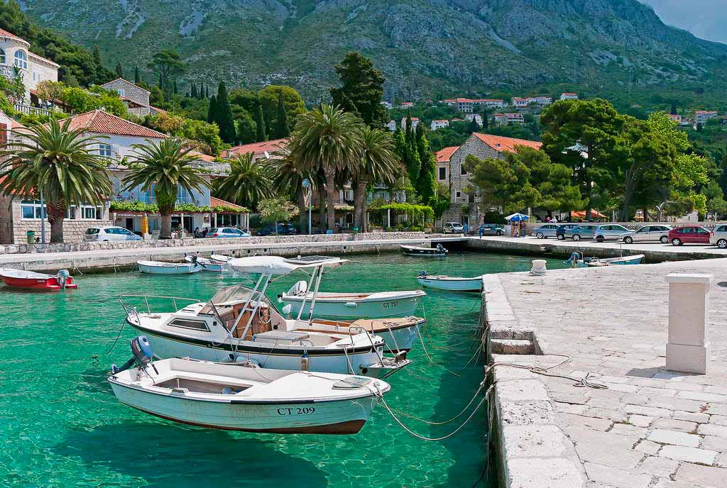 Palma Apartments, Mlini Bay, Dubrovnik Riviera (1)