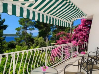 Apartments Paradise Bay, Zavala Bay, Hvar Island TH