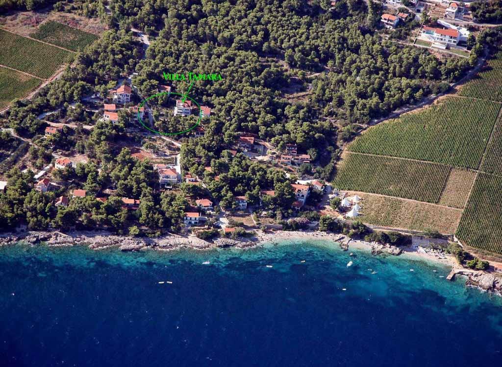 Paradise Bay Apartments, Zavala, Hvar Island (6)