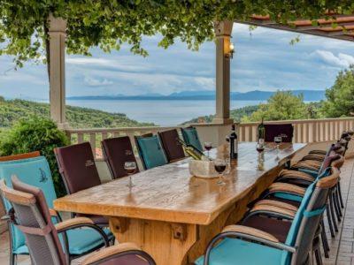 Villa Tania, Selca, Brac Island TH