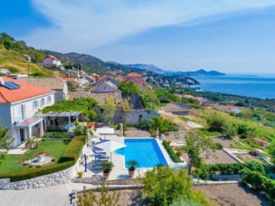 Villa Zeki Orasac bay Dubrovnik Riviera TH 3