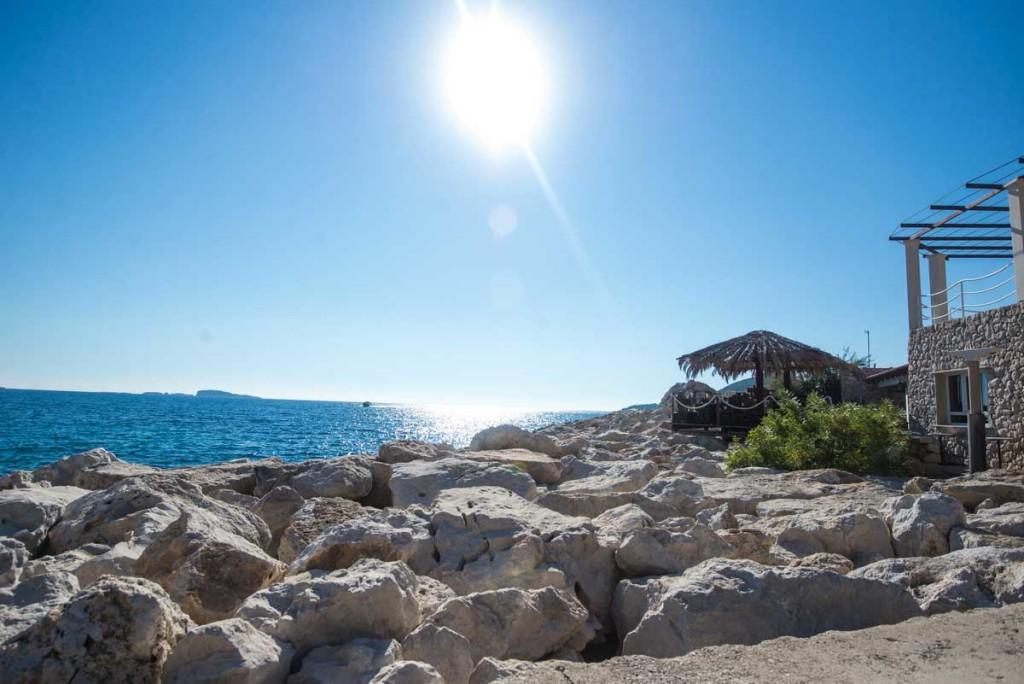 Cafe Bar Gusar, Mlini Bay, Dubrovnik Riviera (1)