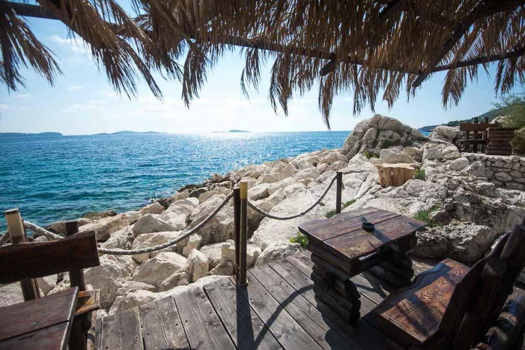 Cafe Bar Gusar, Mlini Bay, Dubrovnik Riviera (2)