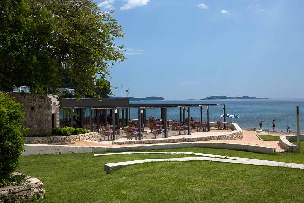 Oleander Restaurant & Beach Bar, Mlini Bay, Dubrovnik Riviera (4)