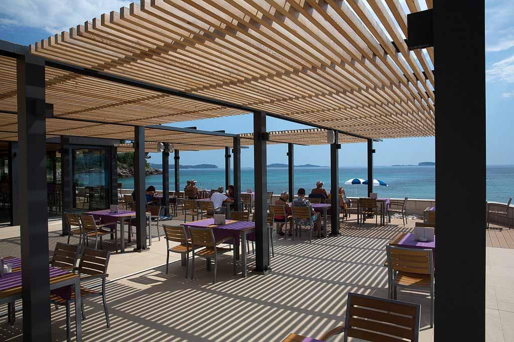 Oleander Restaurant & Beach Bar, Mlini Bay, Dubrovnik Riviera (5)