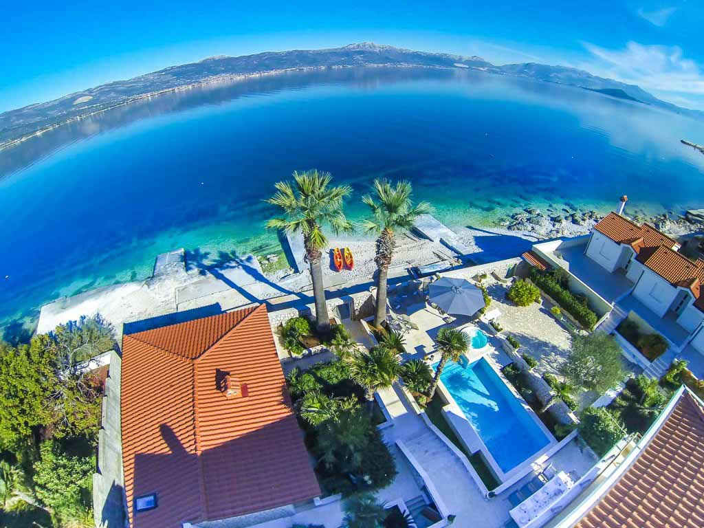 Palm Tree Garden Apartment, Slatine Bay, Split Riviera (1)