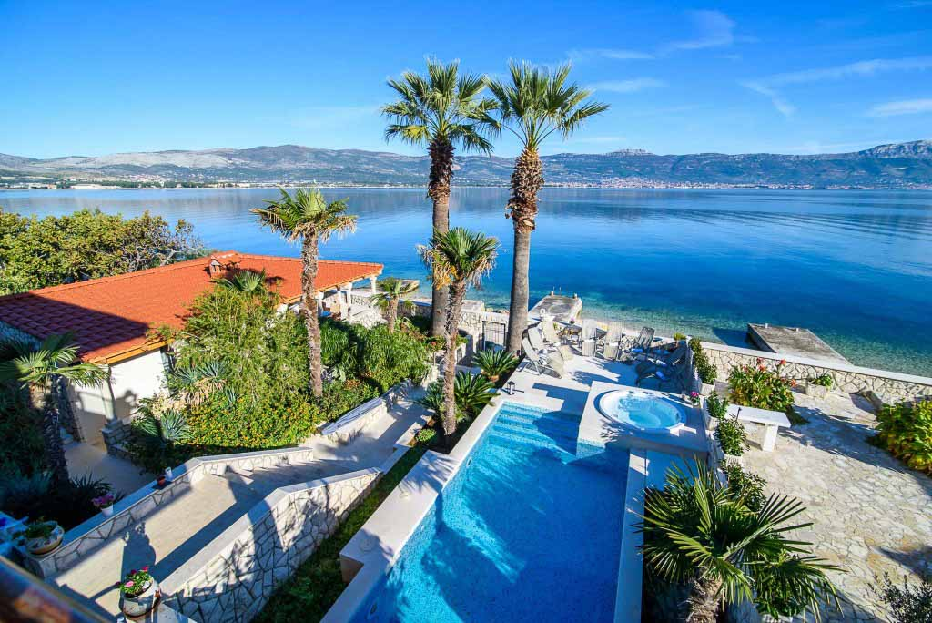 Palm Tree Garden Apartment, Slatine Bay, Split Riviera (10)