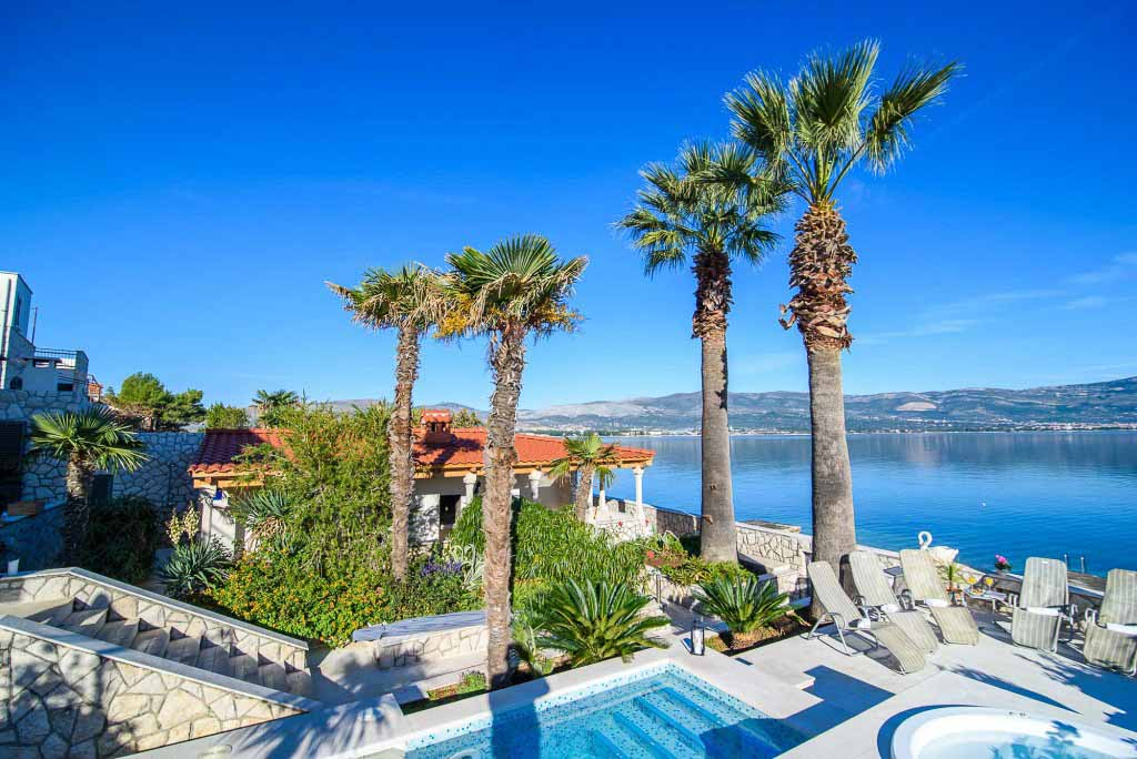 Palm Tree Garden Apartment, Slatine Bay, Split Riviera (9)