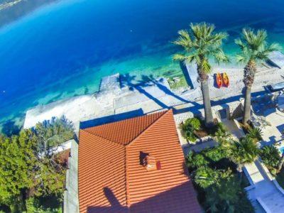 Palm Tree Garden Apartment, Slatine Bay, Split Riviera TH