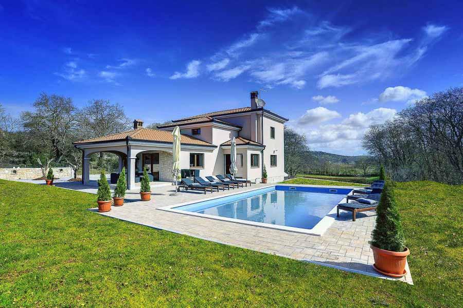 Holiday Villas Near Rovinj