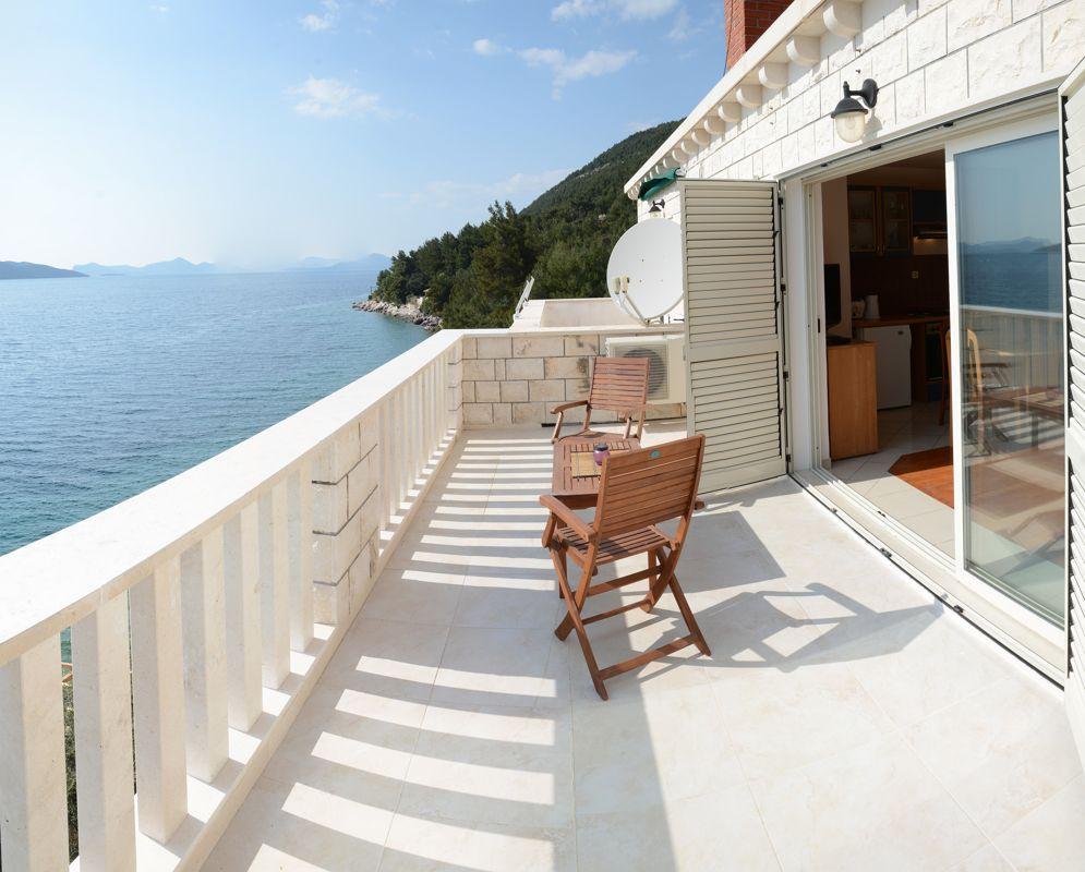 Villa Slano, Apartment Mare, Slano Bay, Dubrovnik Riviera (21)