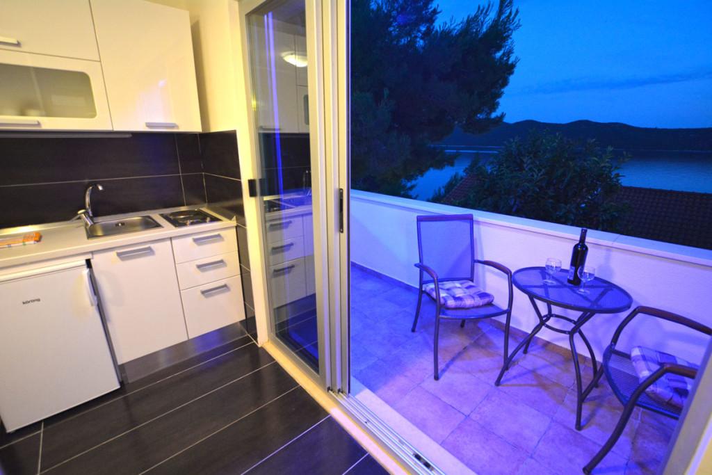 Villa Slano, Apartment Orange, Slano Bay, Dubrovnik Riviera (12)
