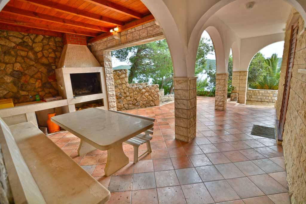 Villa Slano, Apartment Orange, Slano Bay, Dubrovnik Riviera (9)