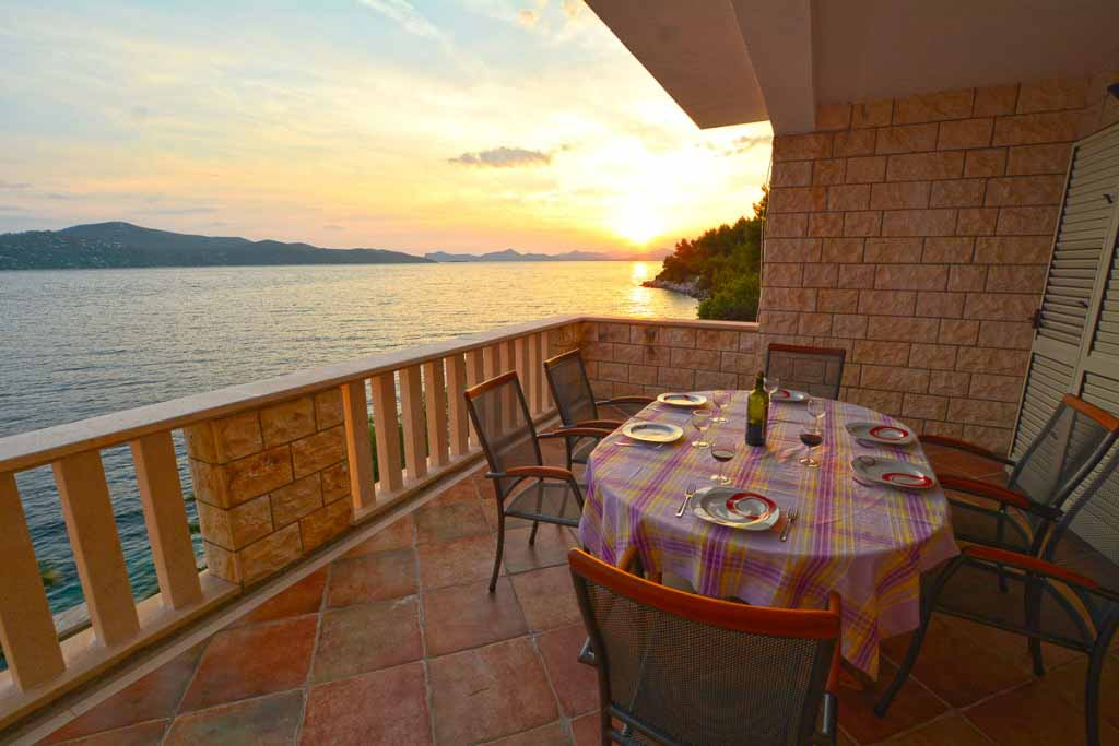 Villa Slano, Presidential Apartment, Slano Bay, Dubrovnik Riviera (3)